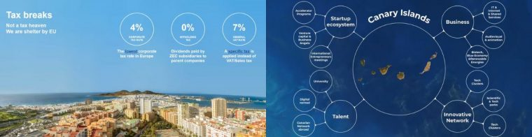 The Canary Islands, the best kept secret for site selectors